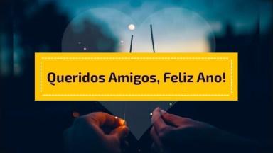 Mensagem Feliz Ano Para Enviar Para Os Amigos Do Messenger!