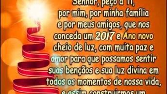Mensagens De Feliz Ano Novo Para Família, Com Uma Linda Oração!