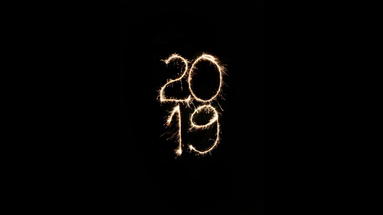 Vídeo com mensagem de Feliz Ano Novo para empresa