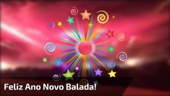 Vídeo De Feliz Ano Novo Para Os Baladeiros De Plantão! Que Show!
