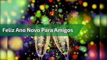 Vídeo De Mensagem De Feliz 2017 Para Enviar A Todos Amigos Do Whatsapp!