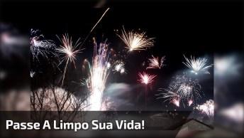 Vídeo Para Desejar Boa Festas! Tenham Todos Um Feliz 2017, É Ano Novo Gente!
