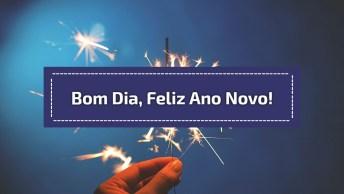 Mensagem De Bom Dia, Com Feliz Ano Novo 2017, Para Compartilhar Com Os Amigos!