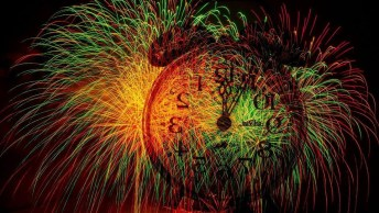 Votos De Boas Festas Corporativo! Feliz Ano Novo, Que Ele Seja Regado De Sucesso