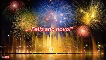 Whatsapp De Ano Novo. Feliz 2019 A Todos Amigos E Amigas Queridos!