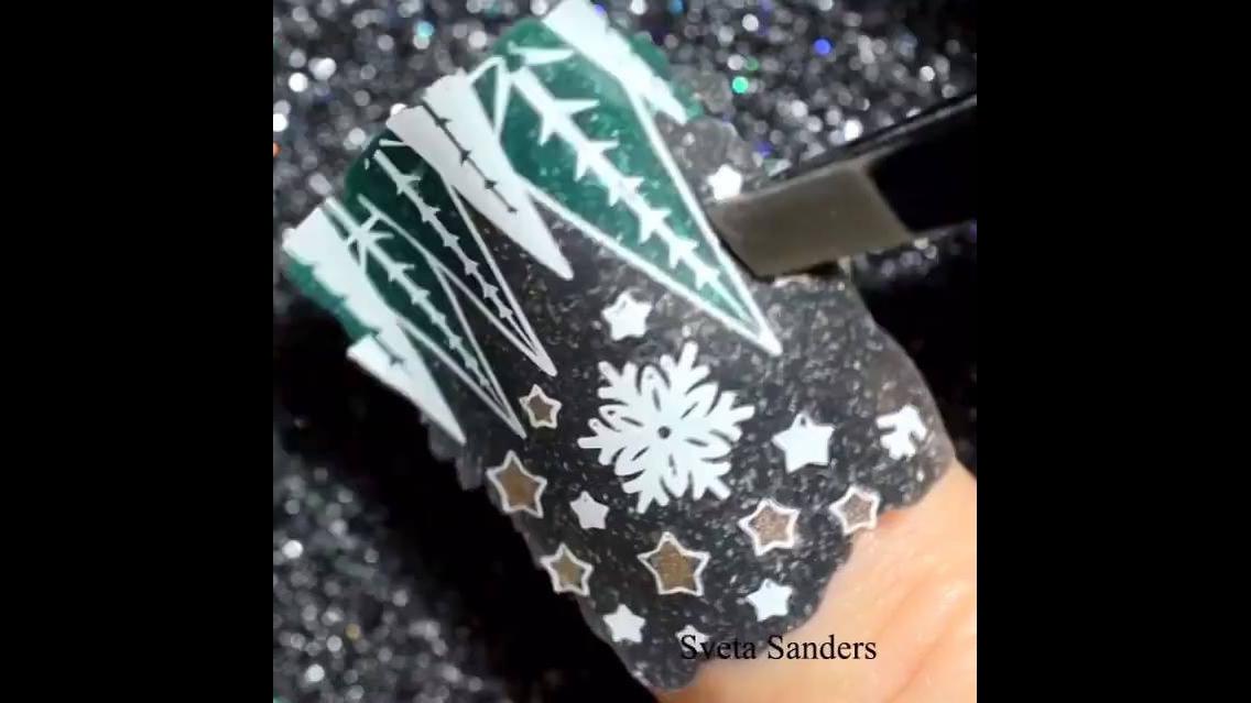 3 dicas de decoração nas unhas para o Natal