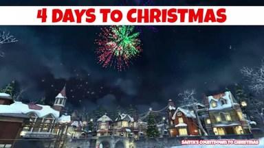 4 Dias Para O Natal, Já Preparou Todos Os Presentes? E Os Abraços?