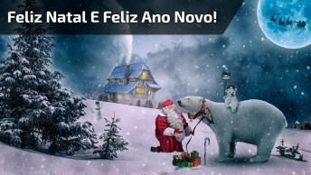 Baixar Vídeo Querido Papai Noel, Feliz Natal E Feliz Ano Novo 2017!