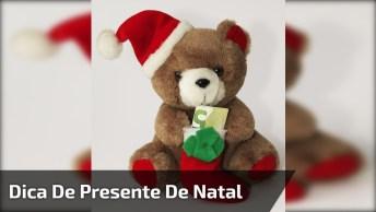 Dica De Presente Para O Natal De 2017, Veja Que Bichinho Fofo!