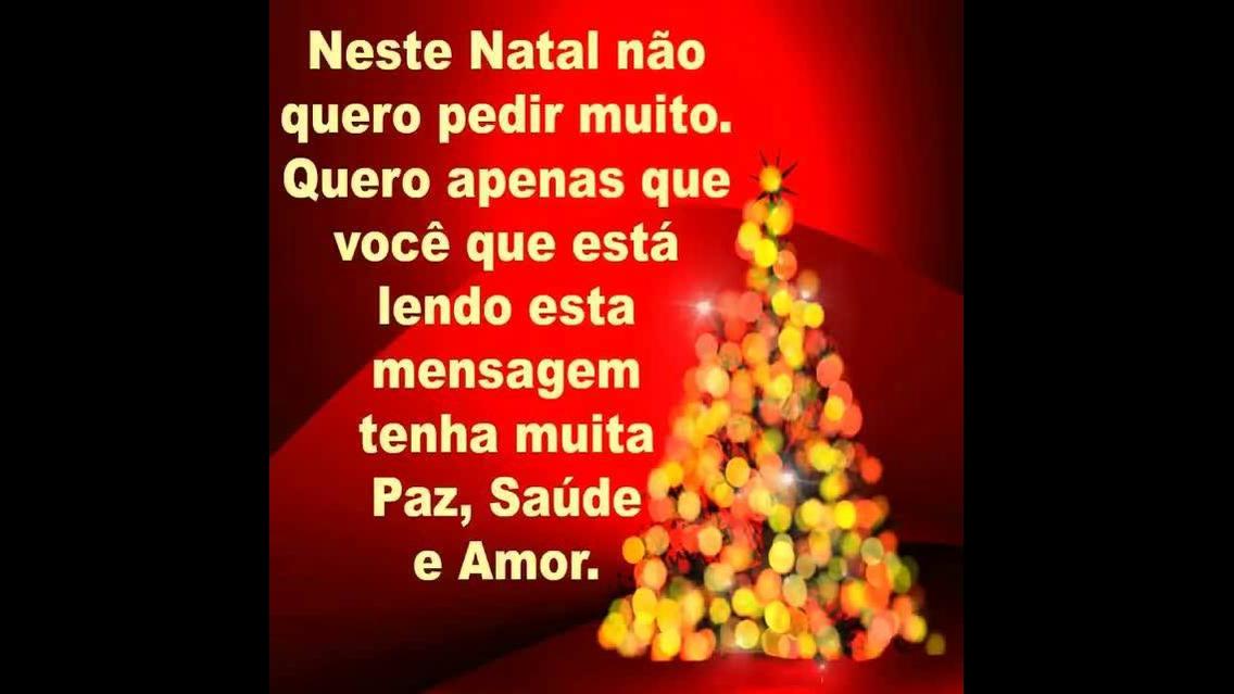 Frases de Natal para compartilhar com amigos do Facebook