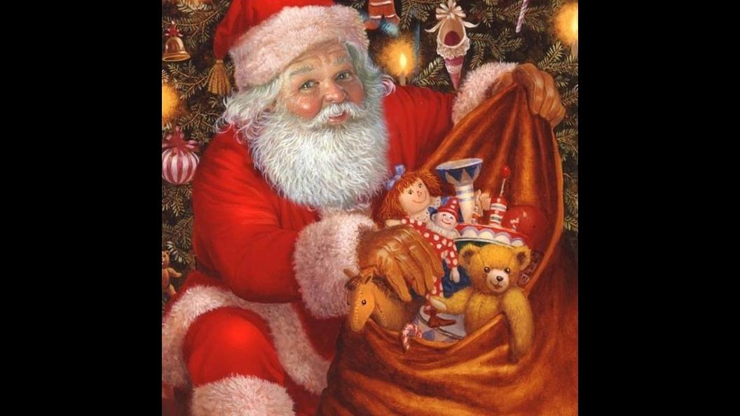 Imagens de Natal com Papai Noel