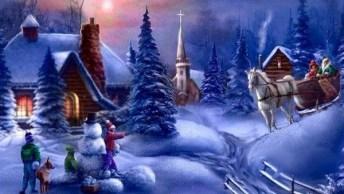 Imagens Natalinas Para Você Compartilhar E Entrar No Clima Do Natal!