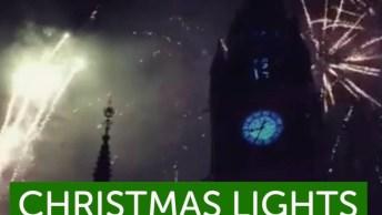 Luzes De Natal Ao Redor Do Mundo, Muito Lindo E Encantador De Se Ver!