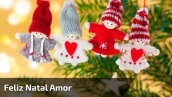 Mensagem De Feliz Natal Amor, Para Compartilhar No Facebook!