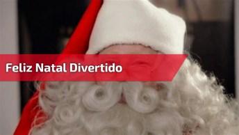 Mensagem De Feliz Natal Engraçada Para Amiga Do Whatsapp Kkk!