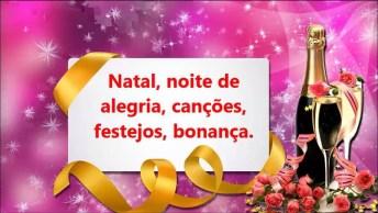 Mensagem De Feliz Natal Para Amigo, Envie Agora Mesmo Pelo Whatsapp!