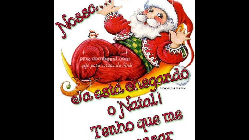 Mensagem de Feliz Natal para amigos