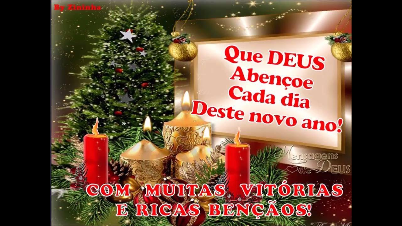 Mensagem de Feliz Natal