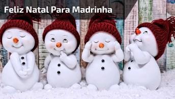 Mensagem De Feliz Natal Para Madrinha, Aquela Que Ama Incondicionalmente!