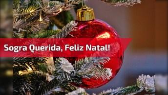 Mensagem De Feliz Natal Para Sogra, Obrigada Por Estar Sempre Presente!