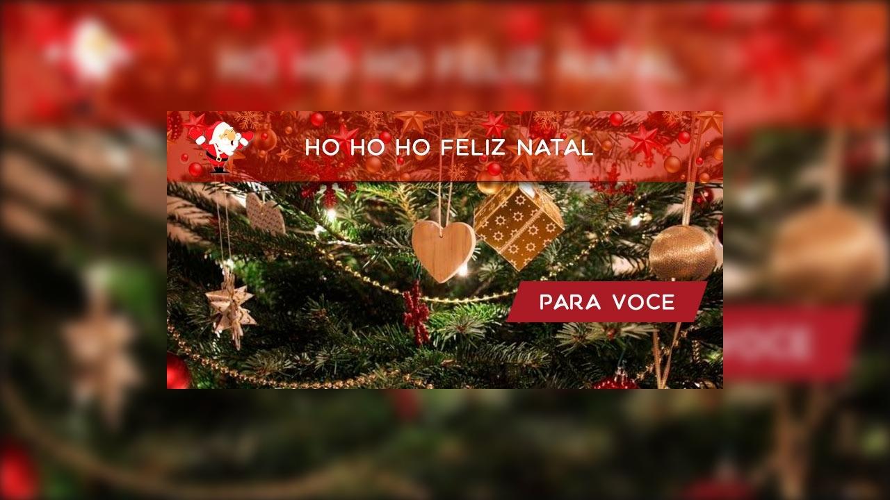 Mensagem de Natal a época mágica do ano