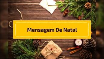 Mensagem De Natal Com Divaldo Franco, Pesquisador Espírita, Perfeito!
