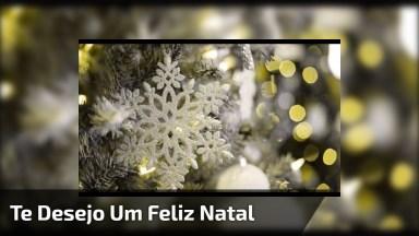 Mensagem De Natal Curta. O Maior Presente De Natal É O Amor Pelo Próximo!