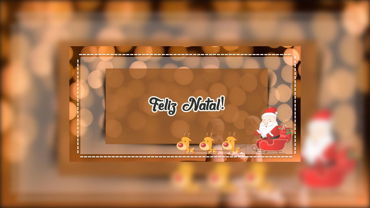 Mensagem de Natal curta