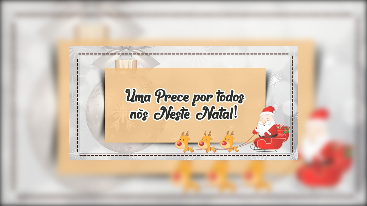 Mensagem De Natal Espírita