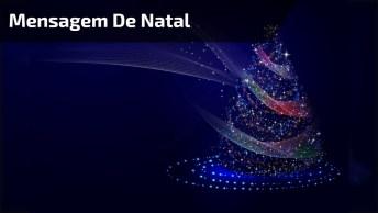 Mensagem De Natal Para Facebook, Compartilhe Com Seus Amigos!