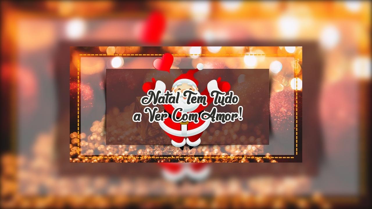 Mensagem de Natal para Facebook