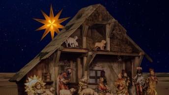 Mensagem De Natal Para Pessoa Especial - Te Desejo Um Lindo E Abençoado Natal!