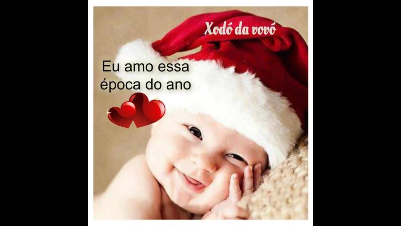 Mensagem de Natal para vovó