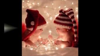Mensagem De Natal Para Whatsapp, Com Muitas Bençãos E Paz!
