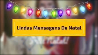 Mensagem De Natal Para Whatsapp, Contagie Seus Amigos Com O Espírito Natalino!