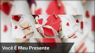 Mensagem De Natal 'Você É O Melhor Presente', Para Whatsapp!