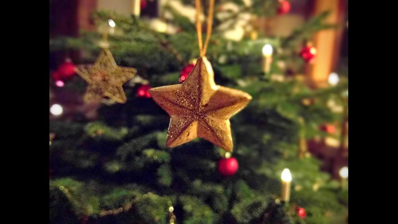Mensagem para véspera de Natal