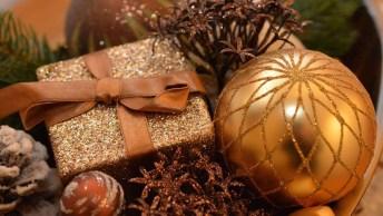 Mensagens De Natal Vídeos - Desejo Que O Seu Natal Seja Brilhante De Alegria!