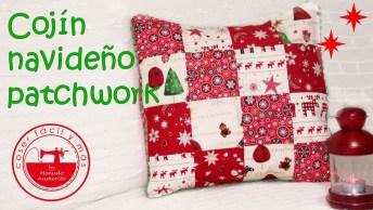 Tutorial De Capas De Almofadas Com Tema De Natal, Simplesmente Linda!