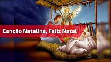 Vídeo Com Canção Natalina, Para Desejar Um Feliz Natal Aos Amigos!