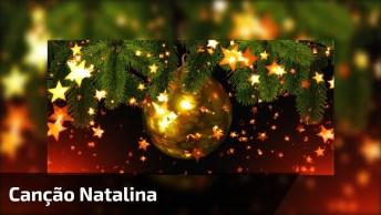 Vídeo Com Canção Natalina Para Natal 2016, Compartilhe No Facebook!