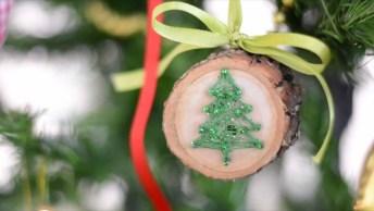 Vídeo Com Ideias Muito Legais Para Você Decorar Sua Árvore De Natal!