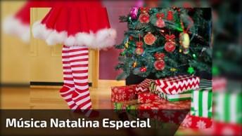 Vídeo Com Imagens E Música Natalina, Para Compartilhar No Facebook!