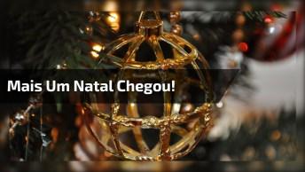 Vídeo Com Mensagem De Feliz Natal Para Compartilhar Com Todos Amigos E Amigas!