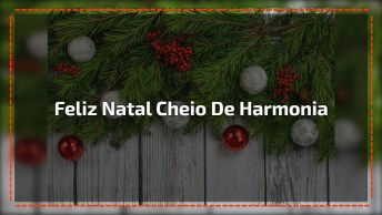 Vídeo Com Mensagem De Natal Linda Para Todos Amigos E Amigas!