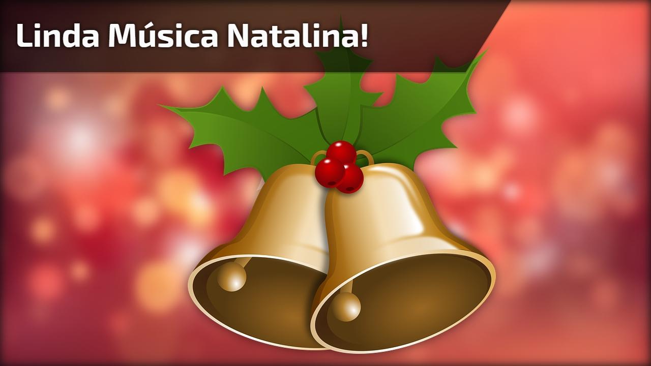 Linda música natalina!