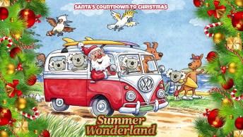 Vídeo De Feliz Natal Para Amigos! O Papai Noel Já Esta Pronto Para O Natal!