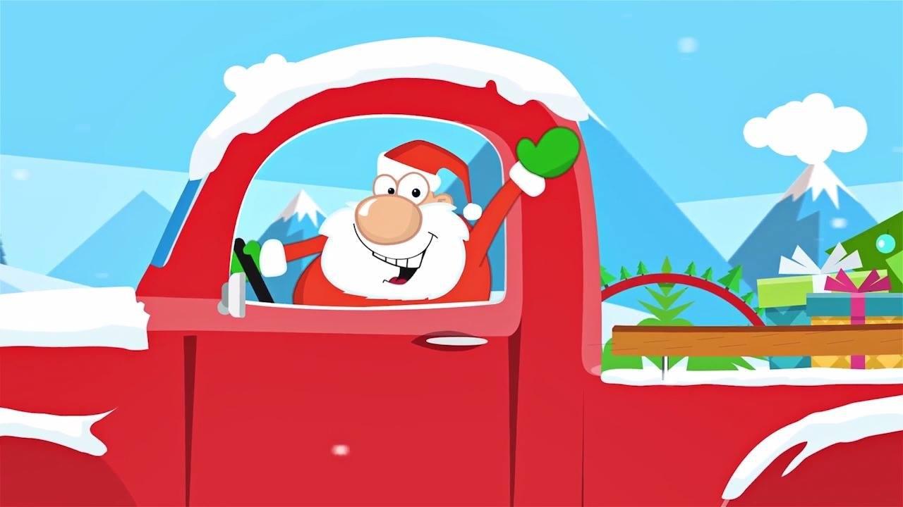 Vídeo de Feliz Natal para todos amigos do Facebook