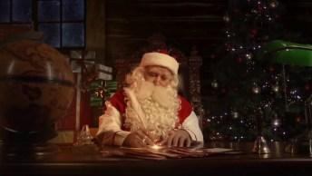 Vídeo De Feliz Natal Para Todos! Não Deixe A Magia Do Natal Acabar!