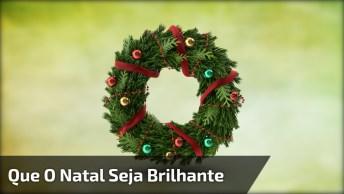 Vídeo De Mensagem De Natal, E Um Ano De 2017 Cheio De Novas Esperanças!